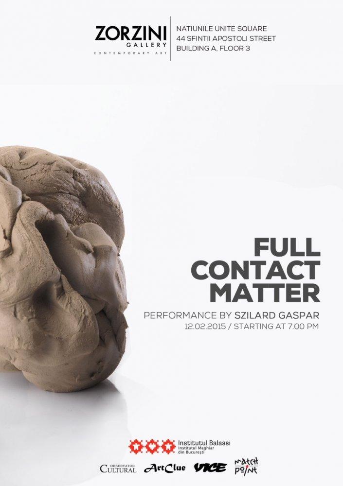 Full Contact Matter